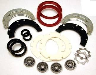 Shop by Category - Drivetrain and Differential - Yukon Gear & Axle - '86-'95 Suzuki Samurai Yukon Knuckle kit