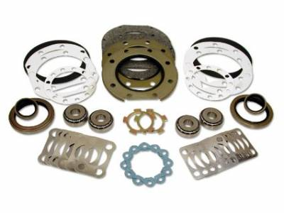 Drivetrain and Differential - Knuckle Rebuild Kits - Yukon Gear & Axle - Toyota '79-'85 Hilux and '75-'90 Landcruiser Knuckle kit