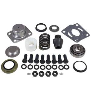 Drivetrain and Differential - King Pin Kits and Parts - Yukon Gear & Axle - Replacement king-pin kit for Dana 60(1) side (pin, bushing, seals, bearings, spring, cap).