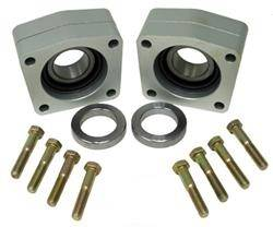 Chevrolet Parts - Chevy Drivetrain - Yukon Gear & Axle - (GM only) C/Clip Eliminator kit with 1563 Bearing.