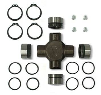 Drivetrain and Differential - U-Joints - Off Road Only - Yukon Gear & Axle - Yukon Chrome Moly Superjoint kit, replacement for Dana 60