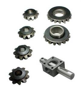 """Drivetrain and Differential - Spider Gears & Spider Gear Sets - Yukon Gear & Axle - Yukon positraction internals for 8"""" and 9"""" Ford with 28 spline axles, in a 2-pinion design"""