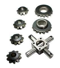 """Drivetrain and Differential - Spider Gears & Spider Gear Sets - Yukon Gear & Axle - Yukon positraction internals for 8"""" and 9"""" Ford with 28 spline axles, in a 4-pinion design"""