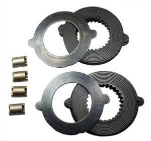Drivetrain and Differential - Positraction misc. internal parts - Yukon Gear & Axle - Trac Loc friction plate, single sided, 4 tab