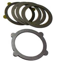 "Ring and Pinion installation kits - Clutch Kits - Yukon Gear & Axle - 8"" & 9"" Ford 4-Tab Clutch kit with 9 pieces"