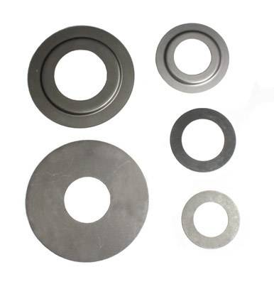"""Drivetrain and Differential - Slingers - Yukon Gear & Axle - Replacement outer oil slinger for Ford 7.5"""", 8.8"""", 9"""", 10.25"""", Nissan Titan rear, Dana 44 Rubicon & 44 JK non-Rubicon."""