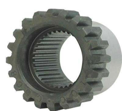 "Drivetrain and Differential - Yokes - Yukon Gear & Axle - Yukon 35 spline (outside spline) male coupler for 9"" Ford."