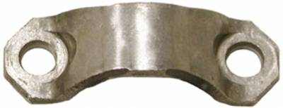 Drivetrain and Differential - Yoke Strap & U-Bolt Kits - Yukon Gear & Axle - U/Joint strap for GM 14T.