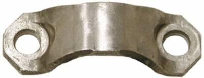 "Drivetrain and Differential - Yoke Strap & U-Bolt Kits - Yukon Gear & Axle - 7.5"" and 8.5"" GM rear U/Joint Strap, Mech 3R."