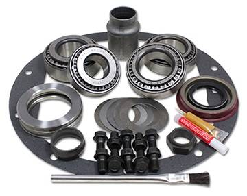 Drivetrain and Differential - Master Overhaul Bearing Kits - USA Standard Gear - USA standard Master Overhaul kit for the Dana 30 JK front differential.