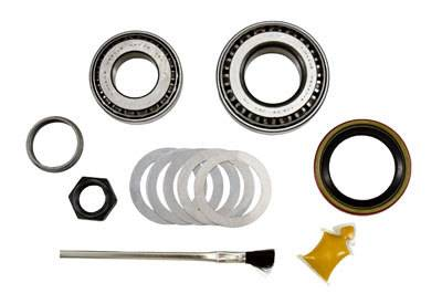 Drivetrain and Differential - Pinion Bearing Kits - USA Standard Gear - USA Standard Pinion installation kit for Rubicon JK 44 rear