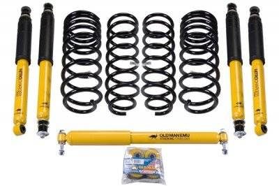 Shop by Category - Lift Kits and Suspension - ARB USA - Old Man Emu Toyota Land Cruiser 80 series 3 inch lift kit