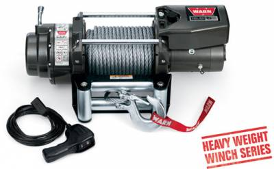 Winches and Recovery - Warn - 16.5ti Thermometric Self-Recovery Winch