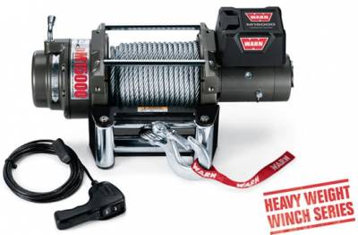 Winches and Recovery - Warn - M15000 Self-Recovery Winch
