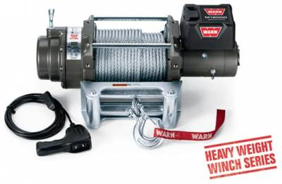 Winches and Recovery - Warn - M12000 Self-Recovery Winch
