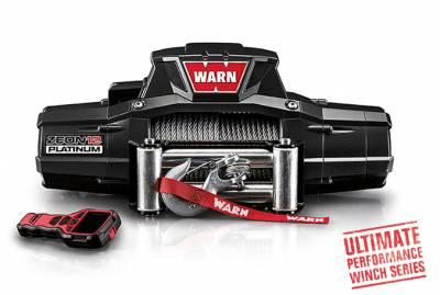 Warn - ZEON Platinum 12 Recovery Winch