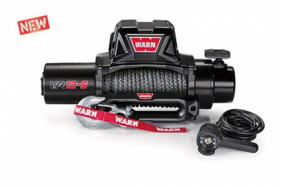 Winches and Recovery - GEN II VR12-S Winch