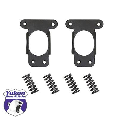"""Drivetrain and Differential - Positraction misc. internal parts - Yukon Gear & Axle - Posi spring kit for GM 7.5"""", with preload plates"""