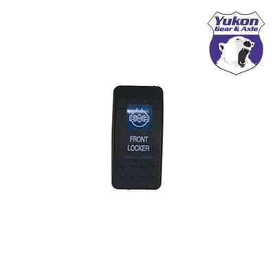Yukon Zip Locker - Zip Locker front switch Cover.