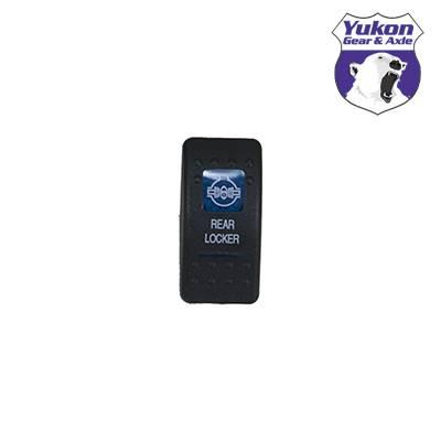 Yukon Zip Locker - Zip Locker rear switch Cover.