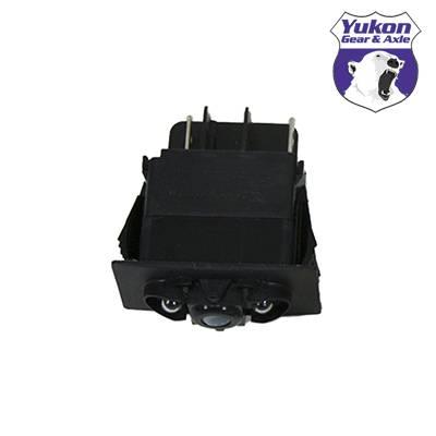 Drivetrain and Differential - Air Operated Locker Replacement Parts - Yukon Zip Locker - Zip Locker switch.