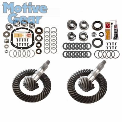 Parts By Vehicle - Parts for Jeep - Motive Gear - JEEP TJ NON RUB DANA 30F/35R 4.88 COMPLETE KIT 1997 - 2006