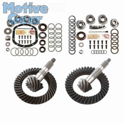 Parts By Vehicle - Parts for Jeep - Motive Gear - JEEP TJ NON RUB DANA 30F/44R 4.88 COMPLETE KIT 1997 - 2006