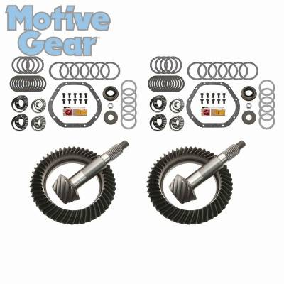Parts By Vehicle - Parts for Jeep - Motive Gear - JEEP 03-06 RUB DANA 44F/R 4.56 COMPLETE KIT 2003 - 2006