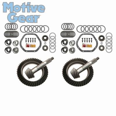 Parts By Vehicle - Parts for Jeep - Motive Gear - JEEP 03-06 RUB DANA 44F/R 4.88 COMPLETE KIT 2003 - 2006