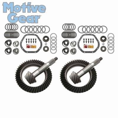 Parts By Vehicle - Parts for Jeep - Motive Gear - JEEP 03-06RUB DANA 44 F/R 5.13 COMPLETE KIT 2003 - 2006