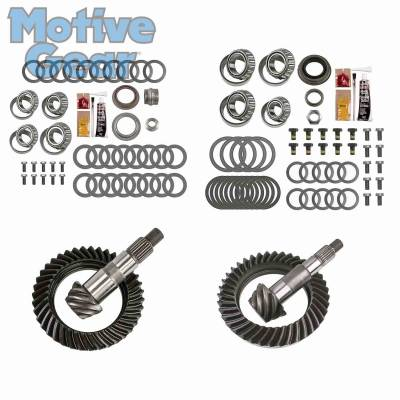 Parts By Vehicle - Parts for Jeep - JEEP - JK NON RUB DANA 30F/44R 4.88 COMPLETE KIT 2007 - 2016