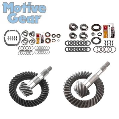 Parts By Vehicle - Parts for Jeep - Motive Gear - JEEP YJ 87-96 DANA 30F/35R 4.56 COMPLETE KIT 1987 - 1996