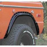 66-77 Classic Bronco - Classic Bronco Replacement Body Parts - Quarter Panel Fender Flare 1966 - 77