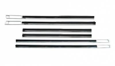 78-79 Full Size Bronco - Full Size Bronco Exterior - Non-Race Track Upper Body Molding Set 1978 - 79