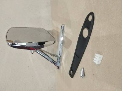 Bronco Parts - 78-79 Full Size Bronco - Exterior Mirror Assembly