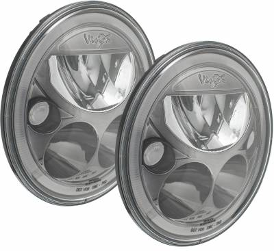 "Vision X - 7"" VX SERIES JK JEEP LED HEADLIGHT KIT"
