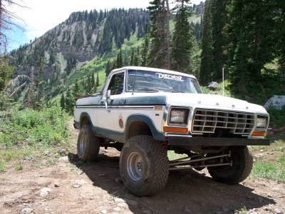 Parts By Vehicle - Bronco Parts - 78-79 Full Size Bronco