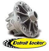 Detroit Locker - Drivetrain and Differential - Ford 9.75""