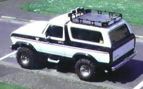Bronco Parts - 78-79 Full Size Bronco - Full Size Bronco Exterior