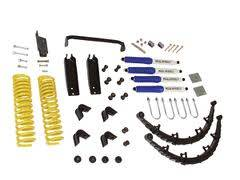 Bronco Parts - 80-96 TTB Bronco - TTB Bronco Suspension