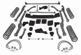 Parts for Jeep - 07-16 JK Wrangler - Wrangler JK Unlimited 4 Door Suspension