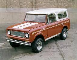 Parts By Vehicle - Parts for International - Scout 80/800