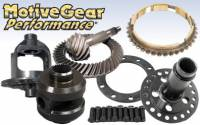 "Motive Gear - Motive GM AAM 11.5"" 4.56 Ring and Pinion"