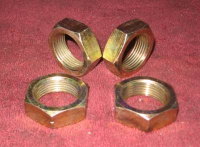 "Builder Components - 1 1/4"" JAM NUT"
