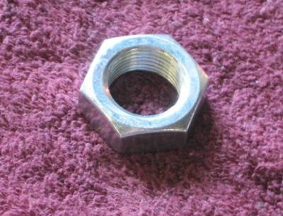 "Builder Components - 7/8""-14 JAM NUT"