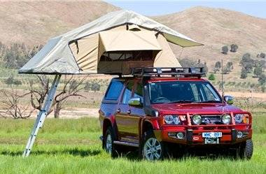 ARB USA - ARB SERIES III SIMPSON ROOF TOP TENT - Image 2