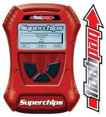 Superchips - SUPERCHIPS FORD DIESEL FLASHPAQ