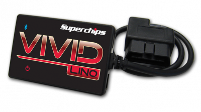 Parts for Dodge - Dodge Accessories - Superchips - SUPERCHIPS DODGE GAS VIVID LINQ