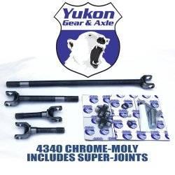 Yukon - YUKON DANA 44 4340 AXLE KIT 78-79 BRONCO & F150