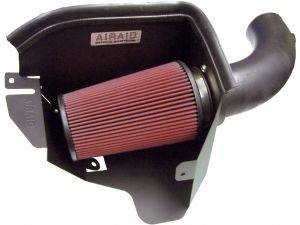Parts for Jeep - 07-16 JK Wrangler - Airaid - AIRAID JEEP JK COLD AIR INTAKE